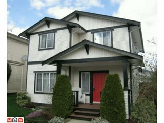 Photo 1: 4346 BILL REID Terrace in Abbotsford: Abbotsford East House for sale : MLS®# F1208882