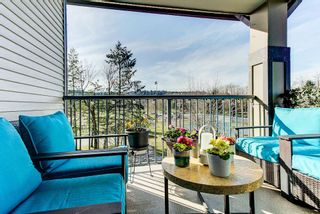 "Photo 16: 415 2468 ATKINS Avenue in Port Coquitlam: Central Pt Coquitlam Condo for sale in ""Bordeaux"" : MLS®# R2548957"