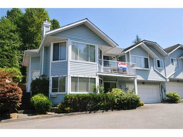 """Main Photo: 21 22555 116TH Avenue in Maple Ridge: East Central Townhouse for sale in """"FRASERVIEW VILLAGE"""" : MLS®# V1019470"""