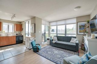 "Photo 4: 703 850 ROYAL Avenue in New Westminster: Downtown NW Condo for sale in ""The Royalton"" : MLS®# R2541253"