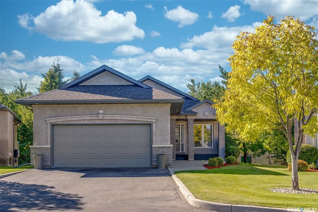 Main Photo: 6 301 Cartwright Terrace in Saskatoon: The Willows Residential for sale : MLS®# SK857113
