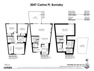 Photo 40: 3047 CARINA Place in Burnaby: Simon Fraser Hills Townhouse for sale (Burnaby North)  : MLS®# R2580197