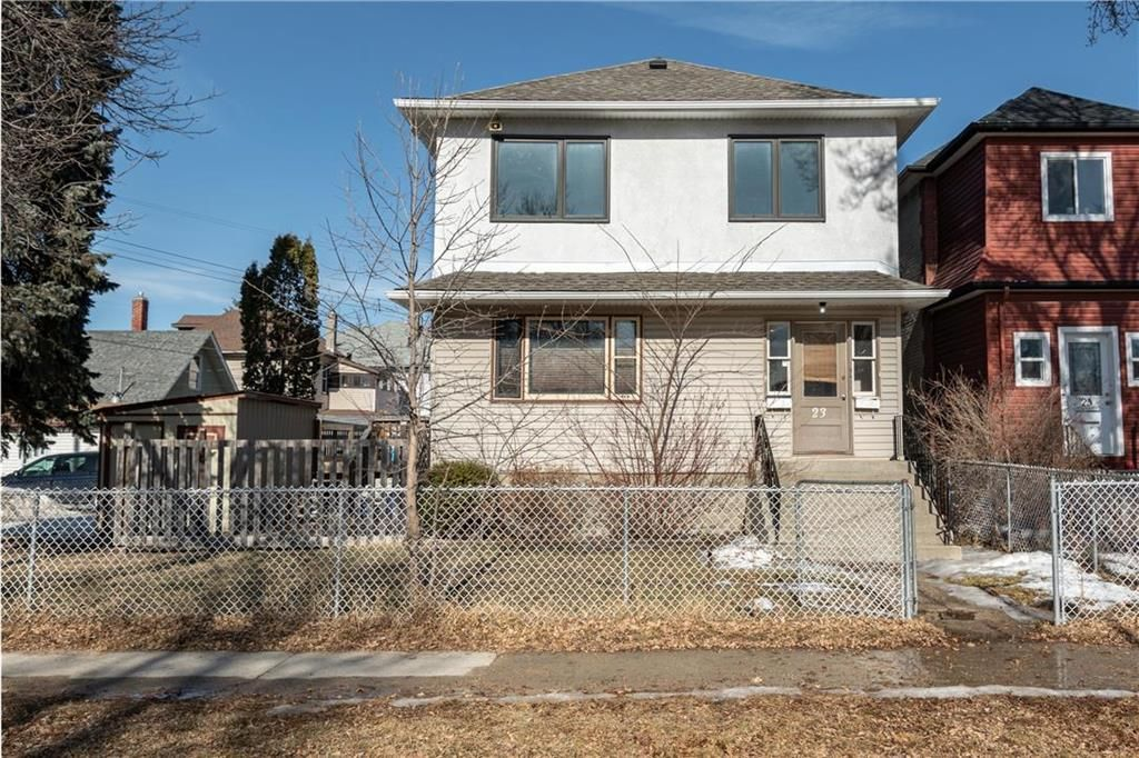 Main Photo: 23 Cobourg Avenue in Winnipeg: East Kildonan Residential for sale (3A)  : MLS®# 202105026