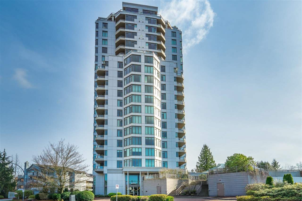 "Main Photo: 1204 13880 101 Avenue in Surrey: Whalley Condo for sale in ""ODYSSEY TOWER"" (North Surrey)  : MLS®# R2584929"