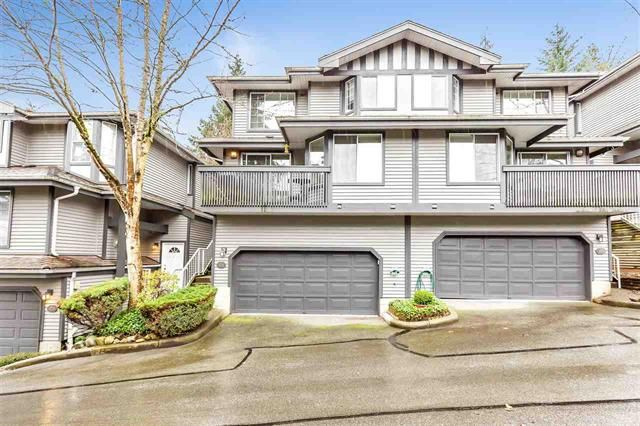 Main Photo: 124 2998 Robsond Drive in Coquitlam: Westwood Plateau Townhouse for sale : MLS®# R2532174
