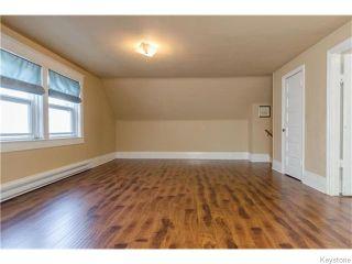 Photo 17: 93 Arlington Street in Winnipeg: West End / Wolseley Residential for sale (West Winnipeg)  : MLS®# 1617427