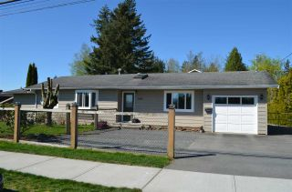 Photo 1: 2549 ROSS Road in Abbotsford: Aberdeen House for sale : MLS®# R2569446