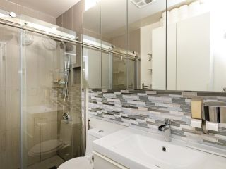 """Photo 12: 303 1009 HOWAY Street in New Westminster: Uptown NW Condo for sale in """"HUNTINGTON WEST"""" : MLS®# R2605400"""