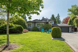 Photo 1: 1557 133A Street in Surrey: Crescent Bch Ocean Pk. House for sale (South Surrey White Rock)  : MLS®# R2455878