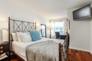"""Photo 9: 106 2161 W 12TH Avenue in Vancouver: Kitsilano Condo for sale in """"The Carlings"""" (Vancouver West)  : MLS®# R2427878"""