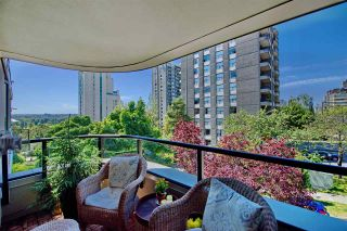 """Photo 5: 501 1330 JERVIS Street in Vancouver: West End VW Condo for sale in """"1330 JERVIS"""" (Vancouver West)  : MLS®# R2182354"""