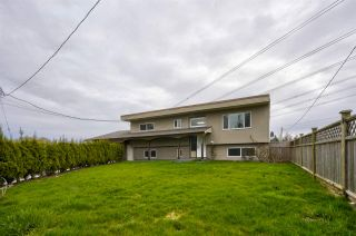 "Photo 1: 2280 BRADNER Road in Abbotsford: Aberdeen House for sale in ""Bradner"" : MLS®# R2561611"