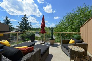 Photo 31: 18 1220 Prominence Way SW in Calgary: Patterson Row/Townhouse for sale : MLS®# A1133893