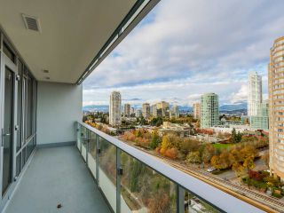"""Photo 8: 1501 6333 SILVER Avenue in Burnaby: Metrotown Condo for sale in """"SILVER"""" (Burnaby South)  : MLS®# R2011210"""