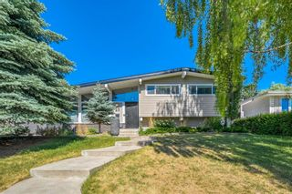 Main Photo: 23 Braden Crescent NW in Calgary: Brentwood Detached for sale : MLS®# A1125944