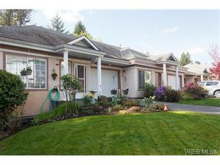 Photo 1: 4 14 Erskine Lane in VICTORIA: VR Hospital Row/Townhouse for sale (View Royal)  : MLS®# 697785