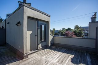 Photo 29: 1805 GREER AVENUE in Vancouver: Kitsilano Townhouse for sale (Vancouver West)  : MLS®# R2512434