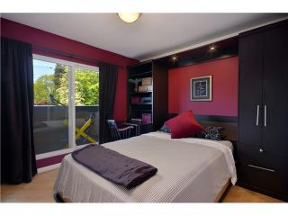 Photo 9: 2306 VINE ST in Vancouver: Kitsilano Townhouse for sale (Vancouver West)  : MLS®# V960791