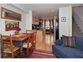 """Photo 5: 1575 COTTON Drive in Vancouver: Grandview VE Townhouse for sale in """"COTTON LANE"""" (Vancouver East)  : MLS®# V823946"""