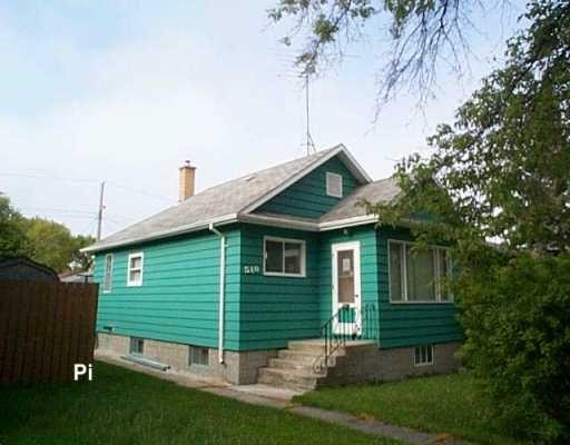 Main Photo: 318 HARVARD Avenue West in Winnipeg: Transcona Single Family Detached for sale (North East Winnipeg)  : MLS®# 2607580