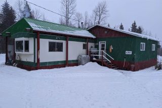 "Main Photo: 6285 SALMON VALLEY Road in Prince George: Salmon Valley Manufactured Home for sale in ""SALMON VALLEY"" (PG Rural North (Zone 76))  : MLS®# R2547312"