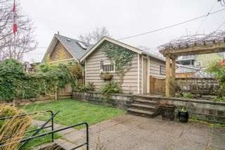 Photo 34: 2090 E 23RD AVENUE in Vancouver: Victoria VE House for sale (Vancouver East)  : MLS®# R2252001