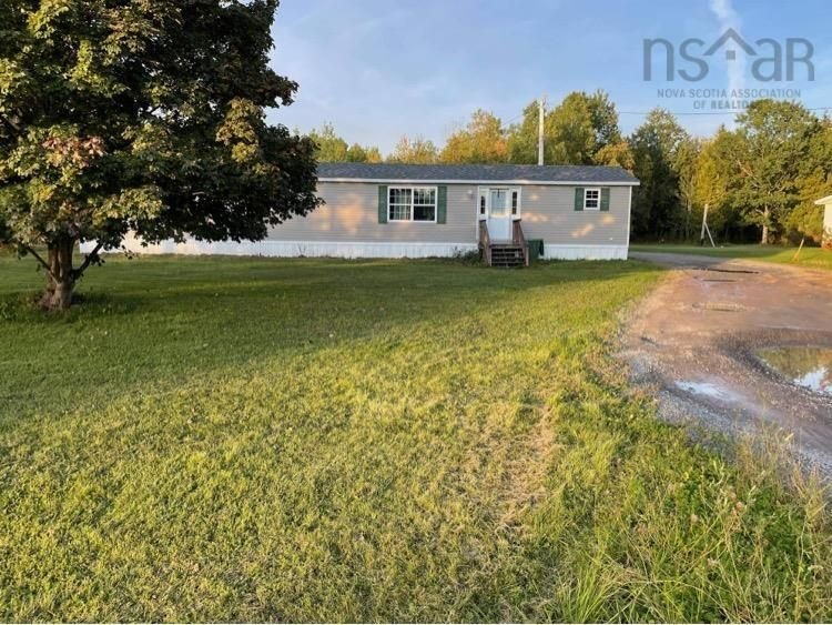 Main Photo: 609 Marsh Road in Thorburn: 108-Rural Pictou County Residential for sale (Northern Region)  : MLS®# 202125510