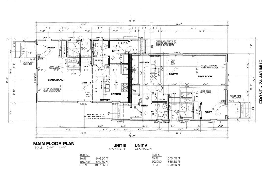 Main Photo: 9352 107A Avenue in Edmonton: Zone 13 Vacant Lot for sale : MLS®# E4225857