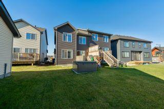 Photo 33: 3809 CHRUSTAWKA Place in Edmonton: Zone 55 House Half Duplex for sale : MLS®# E4265475