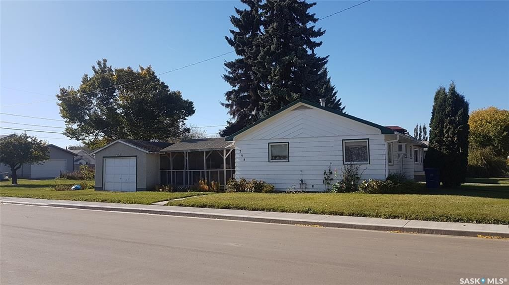 Main Photo: 398 6th Avenue East in Unity: Residential for sale : MLS®# SK831161