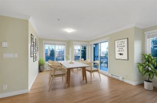"""Photo 5: 601 4025 NORFOLK Street in Burnaby: Central BN Townhouse for sale in """"NORFOLK TERRACE"""" (Burnaby North)  : MLS®# R2536428"""