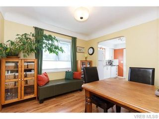 Photo 5: 1609 Chandler Ave in VICTORIA: Vi Fairfield East Half Duplex for sale (Victoria)  : MLS®# 744079