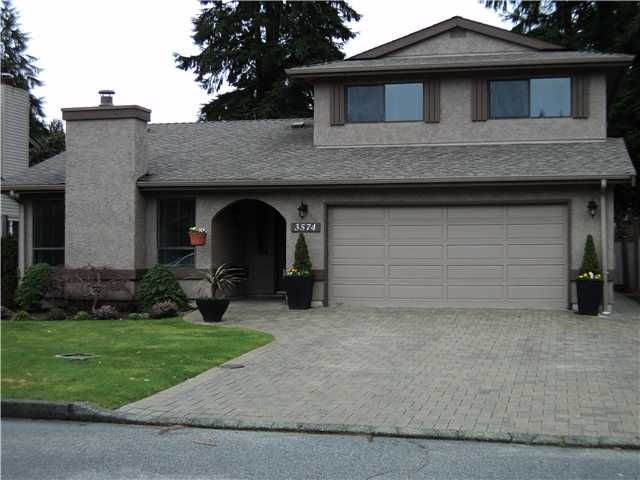 Main Photo: 3574 VINEWAY Street in Port Coquitlam: Lincoln Park PQ House for sale : MLS®# V934946
