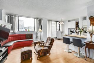 """Photo 1: 606 620 SEVENTH Avenue in New Westminster: Uptown NW Condo for sale in """"Charterhouse"""" : MLS®# R2531029"""