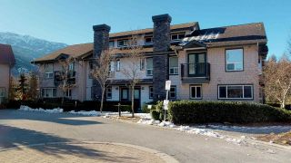 """Photo 1: 2 1204 MAIN Street in Squamish: Downtown SQ Townhouse for sale in """"Aqua"""" : MLS®# R2343310"""