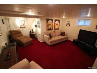 Photo 13: 216 Rutland Street in WINNIPEG: St James Residential for sale (West Winnipeg)  : MLS®# 1414398