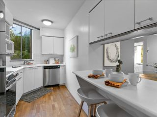 """Photo 3: 204 1860 ROBSON Street in Vancouver: West End VW Condo for sale in """"Stanley Park Place"""" (Vancouver West)  : MLS®# R2619099"""