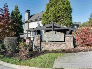 "Photo 20: 6 6747 203 Street in Langley: Willoughby Heights Townhouse for sale in ""Sagebrook"" : MLS®# R2346997"