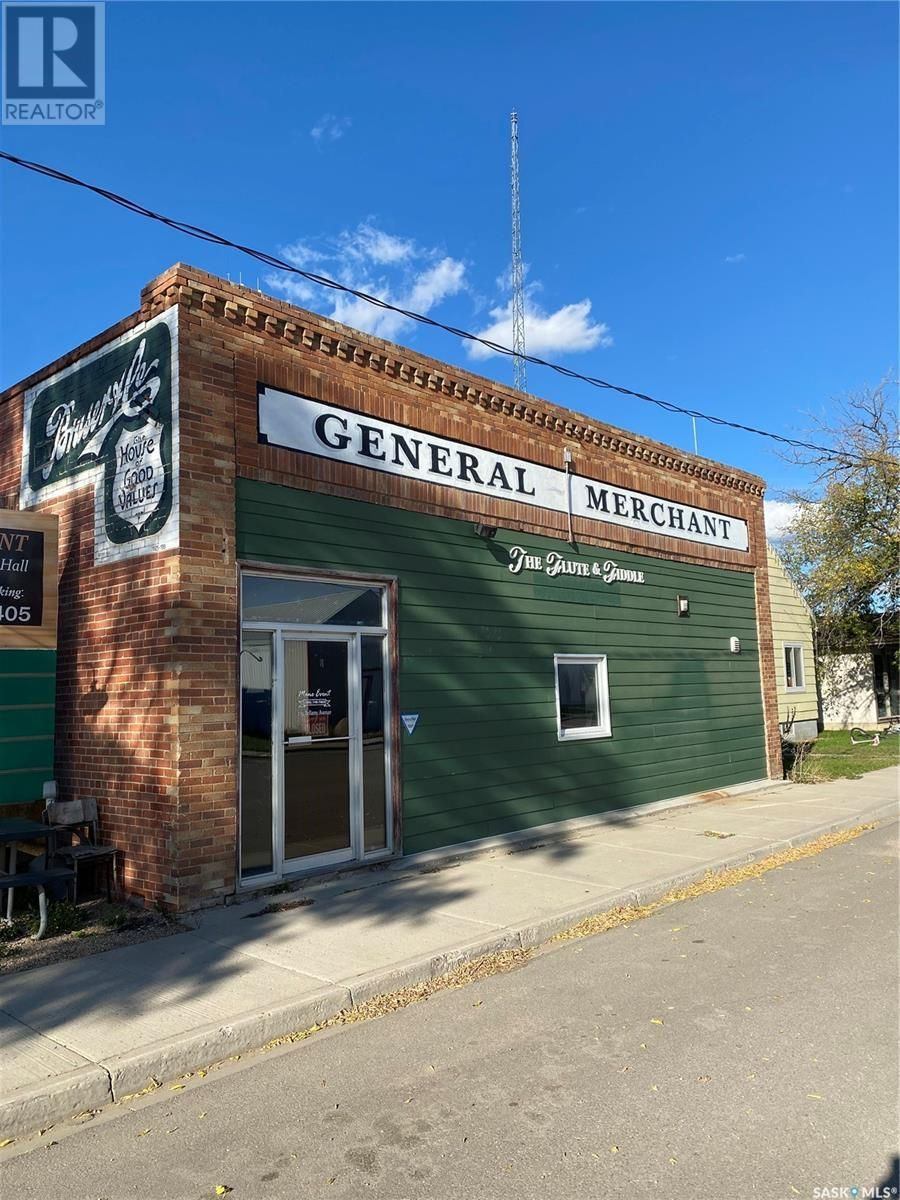 Main Photo: 239 Bellamy AVE in Birch Hills: Business for sale : MLS®# SK871318