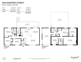 """Photo 2: 1461 KNAPPEN Street in Port Coquitlam: Lower Mary Hill House for sale in """"Lower Mary Hill"""" : MLS®# R2550940"""