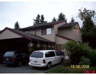 "Photo 1: 140 13880 74TH Avenue in Surrey: East Newton Townhouse for sale in ""WEDGEWOOD ESTATES"" : MLS®# F2824847"