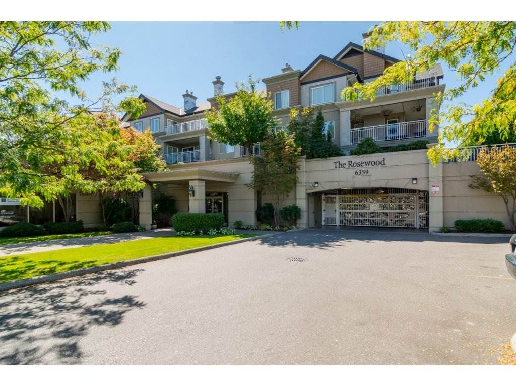 "Main Photo: 408 6359 198 Street in Langley: Willoughby Heights Condo for sale in ""ROSEWOOD"" : MLS®# R2101524"