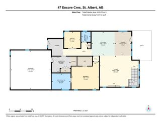 Photo 45: 47 Encore Crescent: St. Albert House for sale : MLS®# E4237484