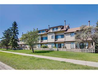 Photo 1: 3 97 GRIER Place NE in Calgary: Greenview House for sale : MLS®# C4013215