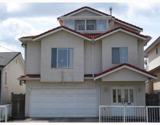 Photo 1: 6311 BRUCE Street in Vancouver: Killarney VE House for sale (Vancouver East)  : MLS®# V653313
