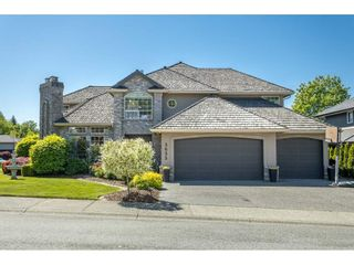"Photo 1: 3635 COBBLESTONE Drive in Abbotsford: Abbotsford East House for sale in ""CREEKSTONE ON THE PARK"" : MLS®# R2454455"
