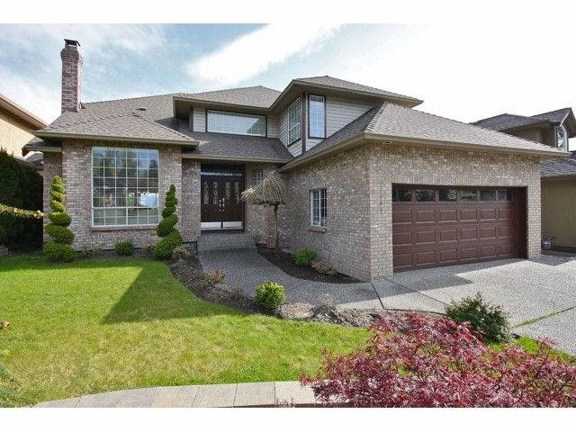 Main Photo: 21301 TELEGRAPH Trail in Langley: Walnut Grove House for sale : MLS®# F1309419