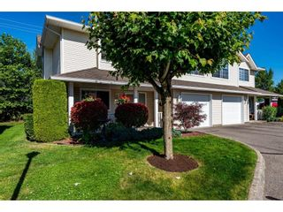 """Photo 4: 34 31255 UPPER MACLURE Road in Abbotsford: Abbotsford West Townhouse for sale in """"Country Lane Estates"""" : MLS®# R2595353"""