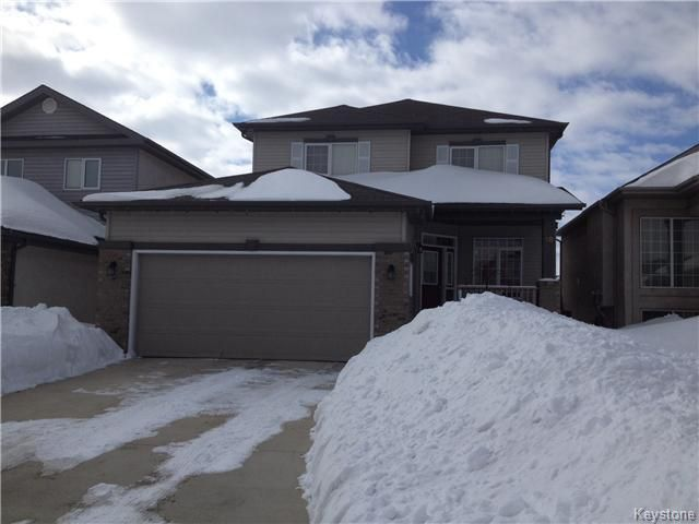 Main Photo: 18 Harding Crescent in WINNIPEG: St Vital Residential for sale (South East Winnipeg)  : MLS®# 1403804
