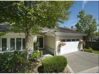 "Photo 2: 8 3225 MORGAN CREEK Way in Surrey: Morgan Creek Townhouse for sale in ""DEER RUN"" (South Surrey White Rock)  : MLS®# F1317959"
